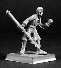 Skeletal Harpooner Razig Reaper Miniatures Warlord Undead Pirate Skeleton Crew