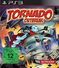 Ps3 PLAYSTATION 3 gioco * Tornado outbreak *** Nuovo * NEW