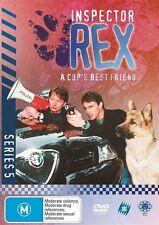 Inspector Rex : Series 5 (DVD, 2012, 4-Disc Set)