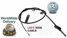 FOR SUBARU IMPREZA R RX WRX STi  2007--> NEW LEFT LH SIDE REAR HAND BRAKE CABLE
