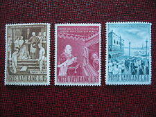 1960 Venice MNH Stamps from Vatican