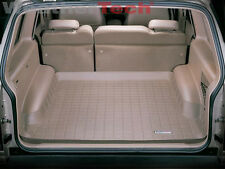WeatherTech Cargo Liner Trunk Mat - Ford Explorer 4-Door - 1991-2001 - Tan
