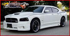 DODGE CHARGER SIDE SPEARS DECALS KIT FACTORY STRIPE 2006-2010