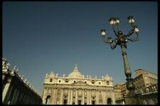 149064 Streetlight And St Peters Square A4 Photo Print