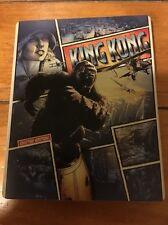 King Kong STEELBOOK REEL HEROES (Blu-ray, German Import) RARE REGION FREE - Open
