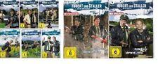 38 DVDs * HUBERT UND STALLER - STAFFEL 1-6 + 2 SPIELFILME IM SET # NEU OVP $