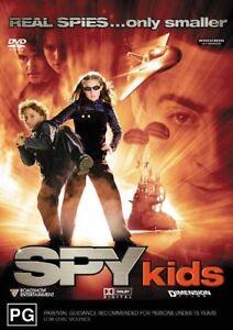 Spy Kids : Antonio Banderas : NEW DVD * FREE EXPRESS POST *