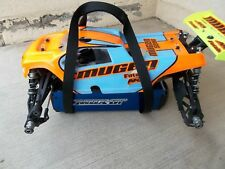 Nitro 8 scale bump box starter buggy truggy car carrier ofna serpent redcat new