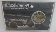 The Marmon Wasp Bronze Coin Card Ray Harroun