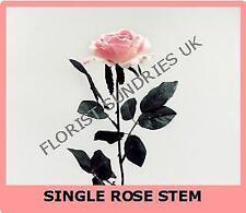 Buds/ Heads Roses Silk Flowers/ Petal Craft Floral Supplies