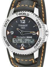 Tissot T-Touch Navigator 3000 Men's World Chrono Compass Watch T96.1.468.32