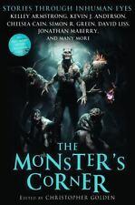 The Monster's Corner: Stories Through Inhuman Eyes, , 0312646135, Book, Acceptab