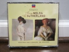 From Melba to Sutherland: Australian Singers on Record (4 CDs, Sep-2016, Decca)