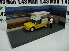 PU2T voiture 1/43 Eligor : CITROËN Méhari Marchand de glaces
