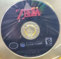 Legend of Zelda Collector's Edition Nintendo GameCube Disc Only -- S2G --
