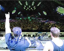 GFA Electro House Duo * ADVENTURE CLUB * Signed DJ 8x10 Photo AD3 COA