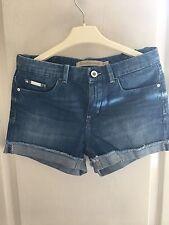 Calvin Klein Women's Jeans Mid Rise SKINNY Strech Blue W30xl34