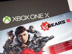 Gears 5 ULTIMATE EDITION + Gears of War 4 / XBOX One Download Code / ab 1,00€