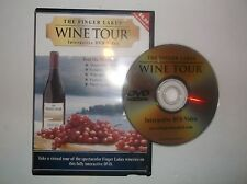 The Finger Lakes Wine Tour (Interactive DVD Video)