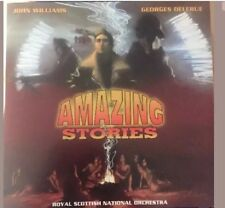 Amazing Stories CD Limited Edition- OOP - John Williams Varese Sarabande