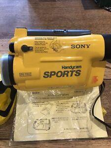 Sony SPK-TRA Handycam Video 8+Hi 8 Sports Housing Pack (TR Series).