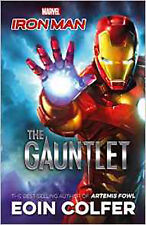 Marvel Iron Man: The Gauntlet (Marvel Fiction), New, Colfer, Eoin Book