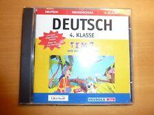 Deutsch Grundschule 4. Klasse, Tim 7 und der Milliardär, gebraucht, 1 CD