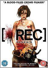 NEW & Sealed [Rec] Genesis : DVD