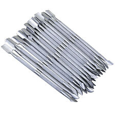 10PCS Nail Art Stainless Steel Cuticle Pusher Remover Trimmer Manicure Set Tool