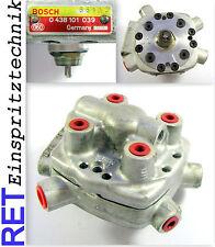 Mengenteiler BOSCH 0438101039 Audi 80 VW Passat 2,0 16 V gereinigt & geprüft