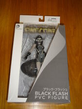 BLACK FLASH AME-COMI HEROINE SERIES DC 9 INCH JACK MATHEWS PVC VINYL STATUE<