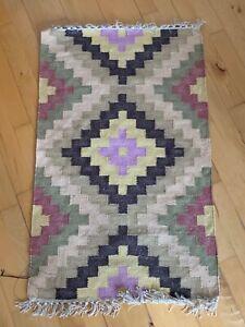 Handmade Cotton Ethnic Style Rug Runner From House Doctor Dk Room