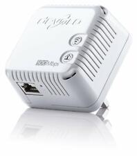 devolo dLAN 500 Wi-Fi Add-On Powerline Adapter (500 Mbps, 1x PLC Homeplug