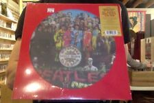 Beatles Sgt. Pepper's Lonely Hearts Club Band LP vinyl picture disc Giles Martin
