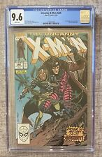 The Uncanny X-Men 266 ~ CGC 9.6 ~ 1st Full Gambit - White Pages