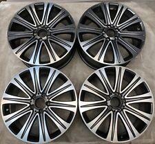4 Mercedes-Benz Cerchi in Lega 8Jx19 ET43 A2134010500 e W213 V213 S213 C238 FM55
