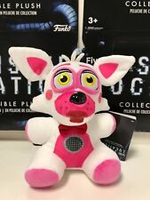 Funko~FUNTIME FOXY~FNAF  Sister Location 8 inch Authentic Plush Figure~ NWT