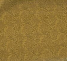 Compose Garland floral mustard David fabric