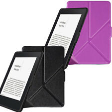 Pellicola+Pennino+Custodia Case Stand per Kindle Paperwhite 2017 cover eco pelle