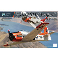 "Kitty Hawk KH32014 1/32 T-28B/D ""Trojan"" Model Kit New"