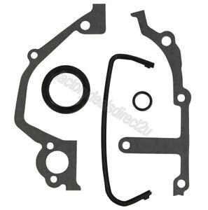 Timing Cover Gasket Seal Set To Suit 1970-1985 Mazda 323 808 E1300 E1400 #TCS06