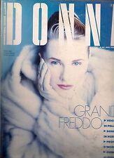 DONNA 89 1988 FULL INDEX INSIDE