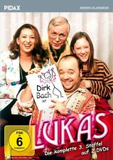 Richard Huber - Lukas. Staffel.3, 2 DVD