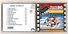 Cd VACANZE DI NATALE 90 - OST Colonna sonora 1991 No barcode 1990