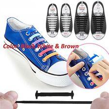 Scarpa Elastico Scarpe Da Ginnastica in Pizzo adulto sport lacci delle scarpe 60cm a 150cm UK