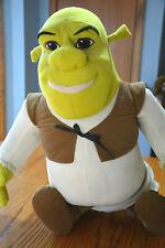 """2004 Shrek the Ogre 30"""" Shrek 2 Large Jumbo toy plush w/ tags Dreamworks Hasbro"""