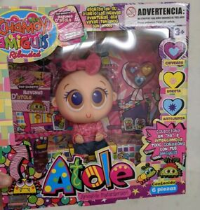 DISTROLLER ATOLE FIGURE TOY CHAMOY AMIGUIS USA SELLER