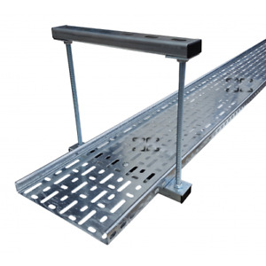 100MM CABLE TRAY TRAPEZE SUPPORT BRACKET