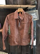 Parajumpers Leather Bomber Mens L