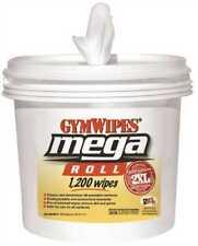 2Xl Gym Wipes Mega Roll Bucket (1200-Count)